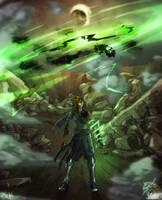 Battle Aftermath by MoonstalkerWerewolf