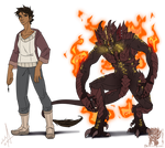 Miren Corona Character Concept