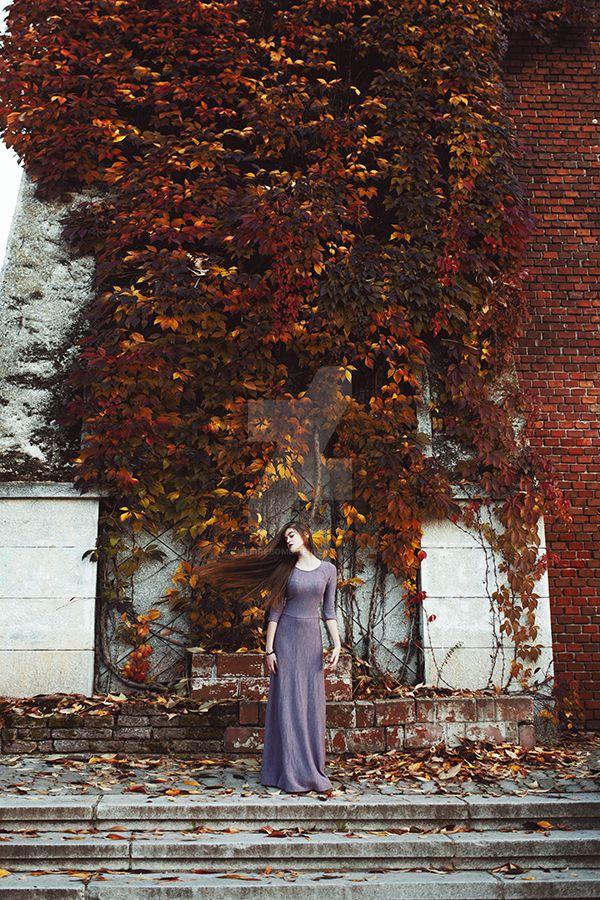 Autumn love by thefirebomb