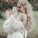 Owl Hug by thefirebomb