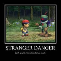 Stranger Danger by KaptainKrunch