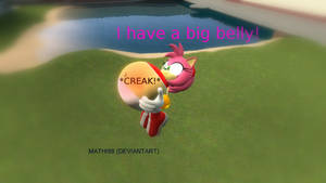 Inflated Amy! (2)