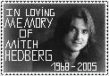 Mitch Hedberg Stamp by ForgetfulRainn