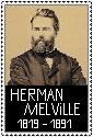 Herman Melville Stamp by ForgetfulRainn