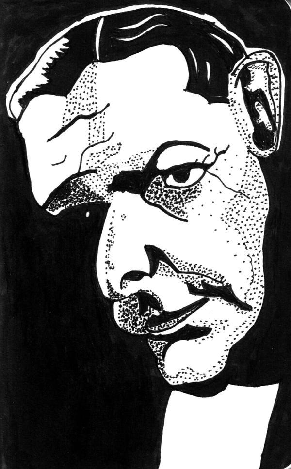 Mr. Eliot by ForgetfulRainn