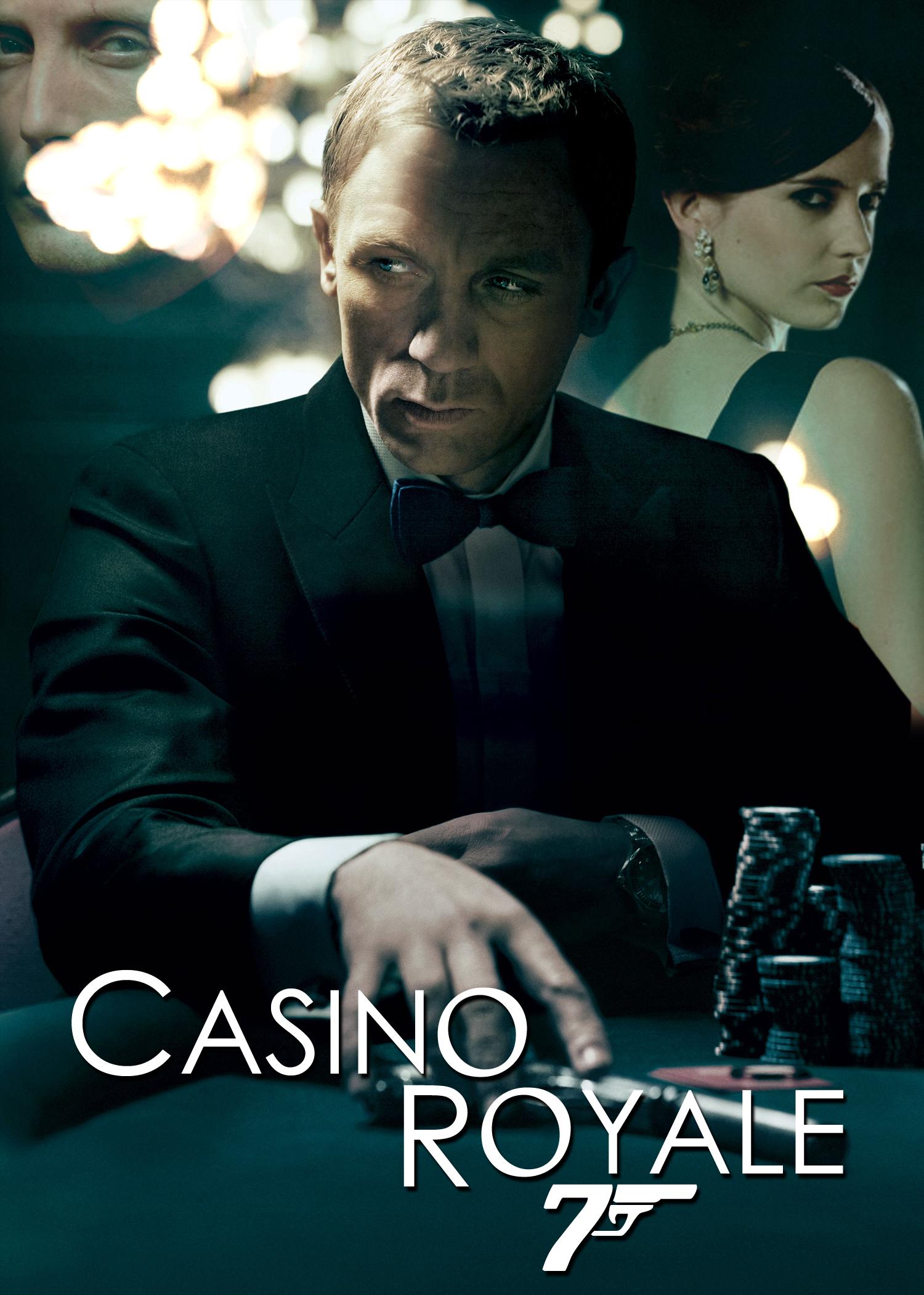 Casino royale plot spoiler