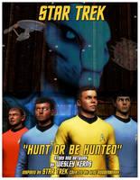 STAR TREK: HUNT OR BE HUNTED [cover]