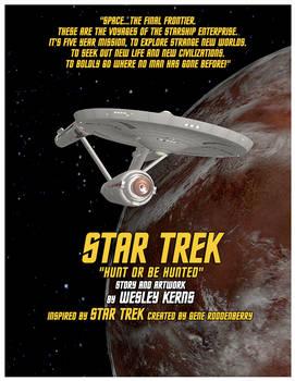 STAR TREK: HUNT OR BE HUNTED [inside cover]