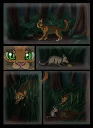 warriors into the wild - pg:1 by SassyHeart
