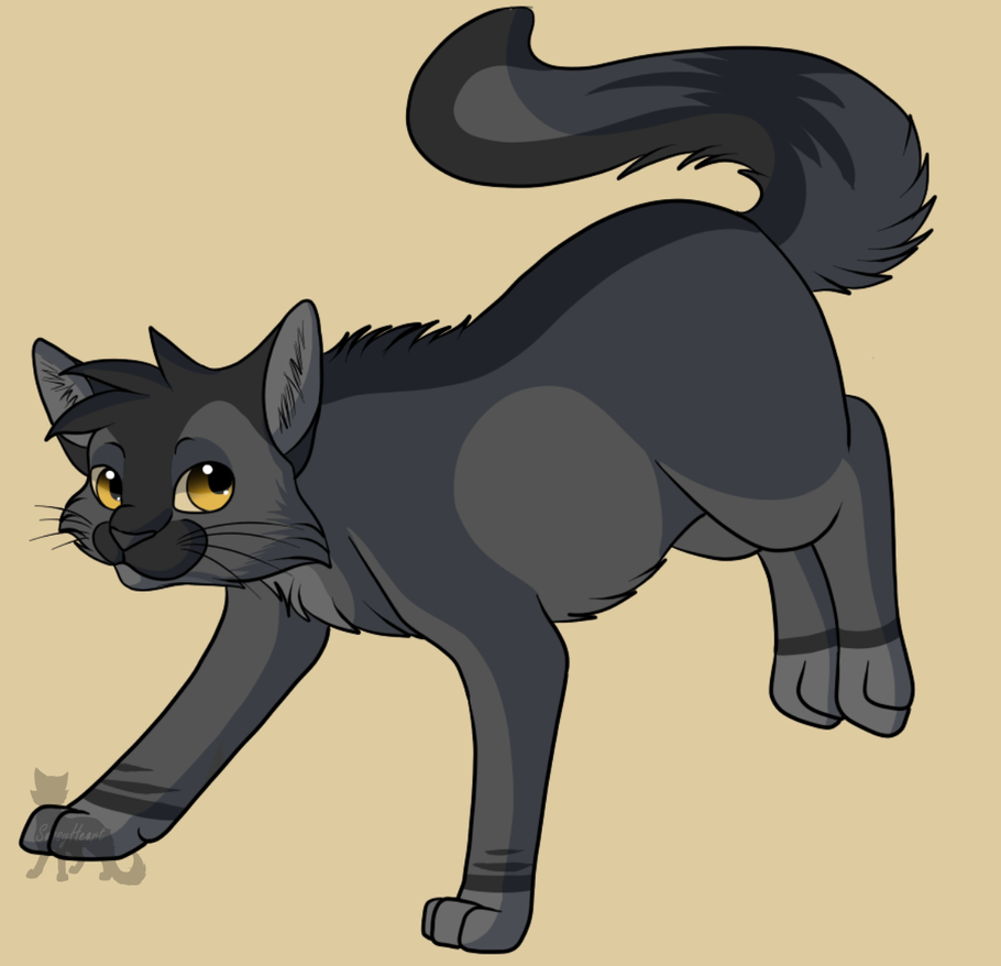 Cats Graystripe And Millie Mating Graypaw ref pic by sassyheartSsswarriorcats Graypaw