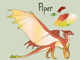 piper by KenyaJoy