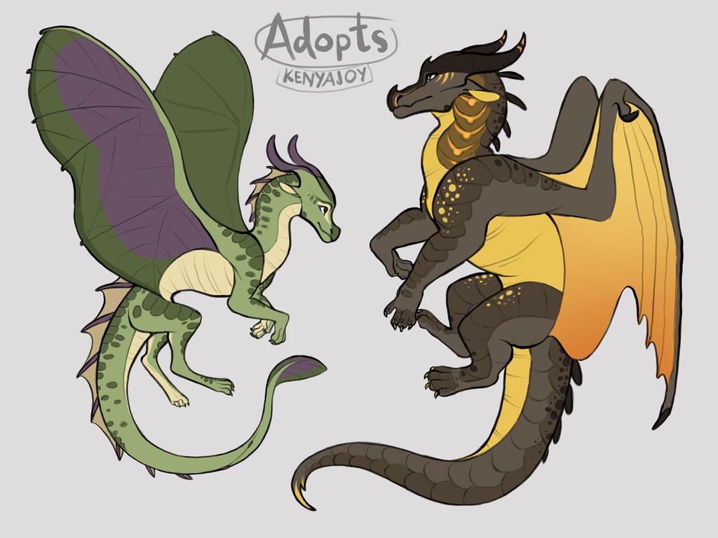 Adopts! by KenyaJoy