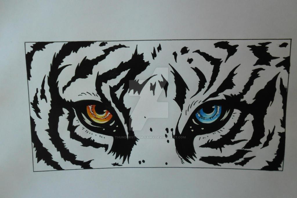e2bae5930 Tattoo tiger by Thunderstorm-Fairy on DeviantArt