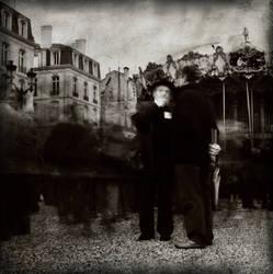 Ghosts by Jefinski