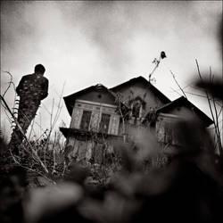 Memoire hantee by Jefinski