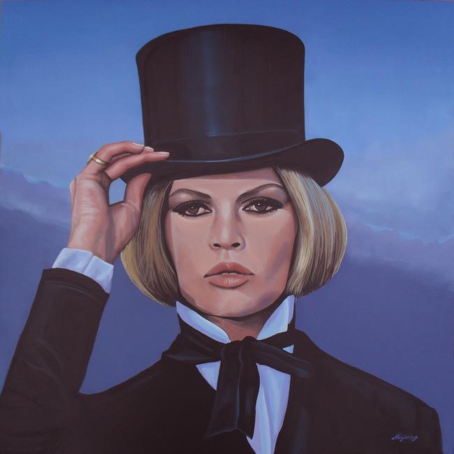 Brigitte Bardot 2 by PaulMeijering