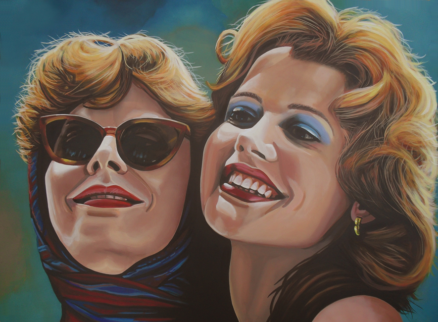 Thelma and Louise by PaulMeijering