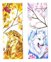 bookmarks by Quinneys