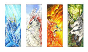elements bookmarks