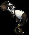 Panda Mouse