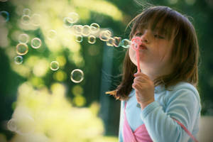 Bubble. by Ka-Bam-photo