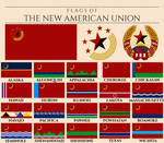 Flags of the New American Union