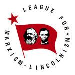 League for Marxism-Lincolnism logo