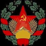 Soviet inspired emblem 7