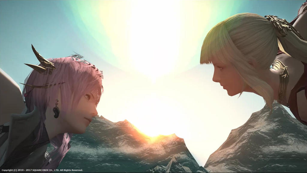 ff14 how to get lightning hair