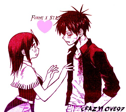 blood lad staz and fuyumi relationship tips