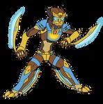 TFA Nightscream - Robot Mode