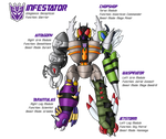 Pokeformers: Infestator
