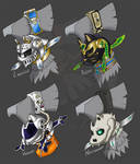 Type: Null Mask Variations