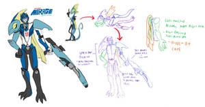 Pokeformers Concept: Mirage