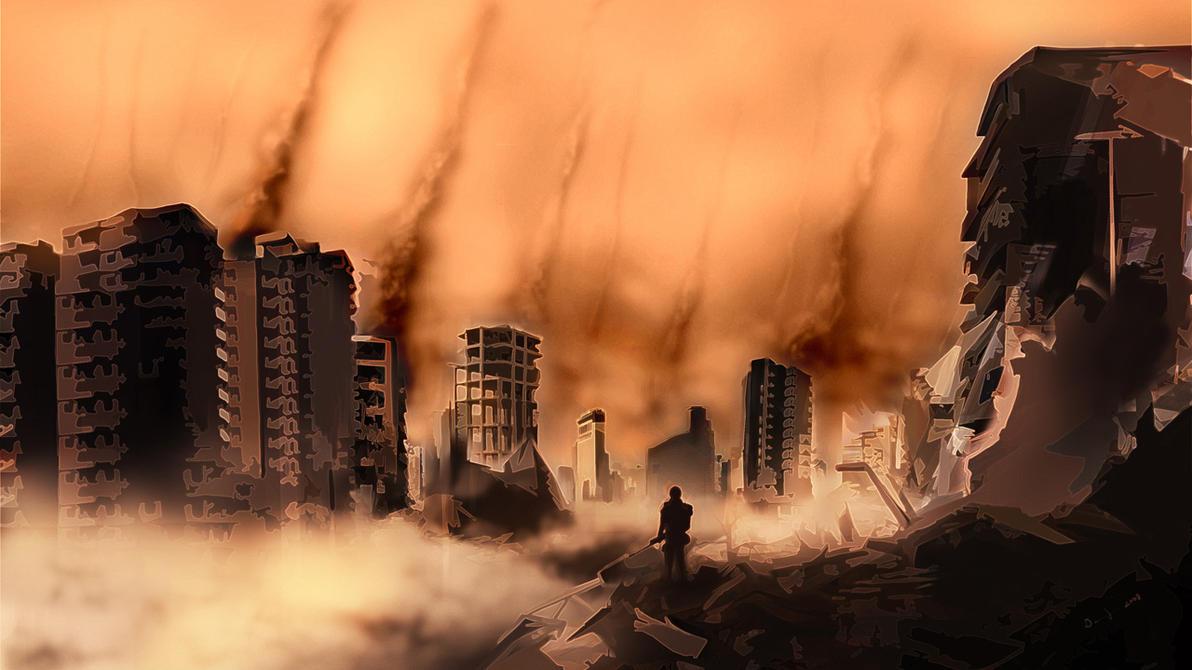 War Torn by Deltafreelancer