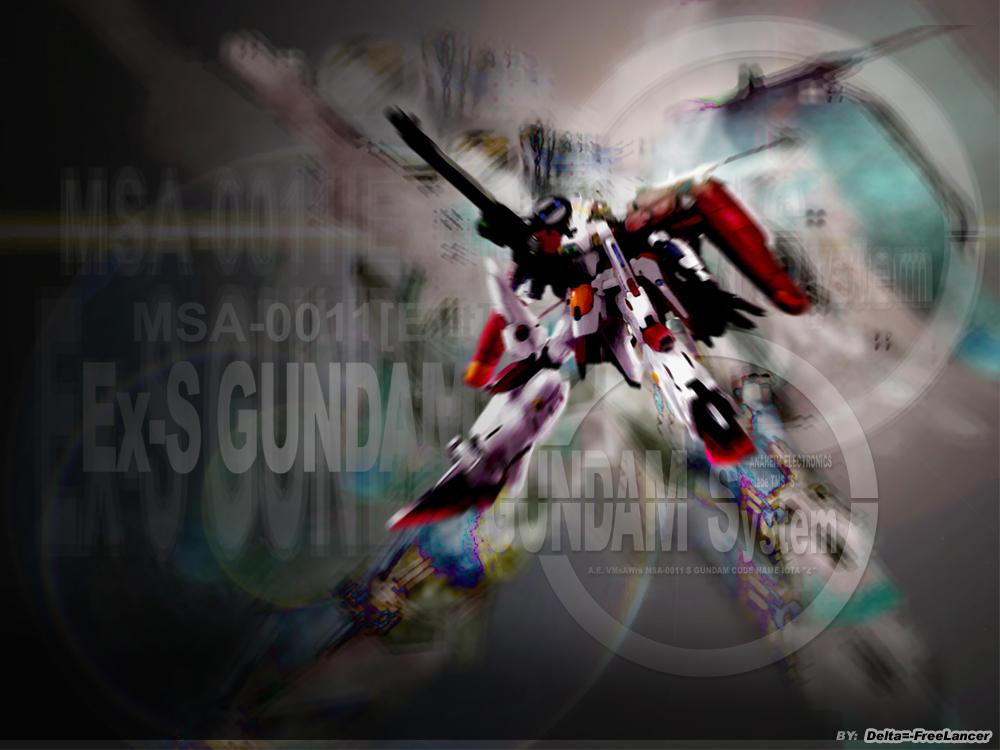 Gundam EX S Superior Gundam Reanimate The Inner Gundam Inside You: 25+ Formidable Gundam Wallpaper Designs