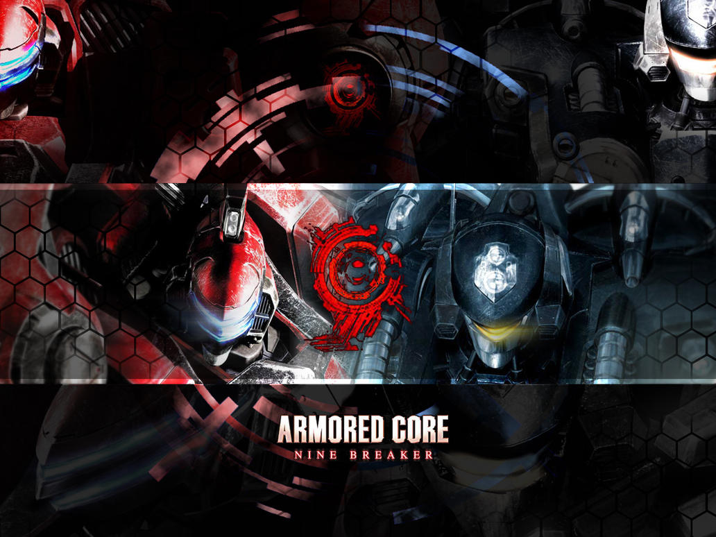 Armored Core by Deltafreelancer
