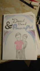Daniel Howell and AmazingPhil by Didiri1337