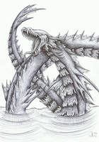 Leviathan by Yuitaz