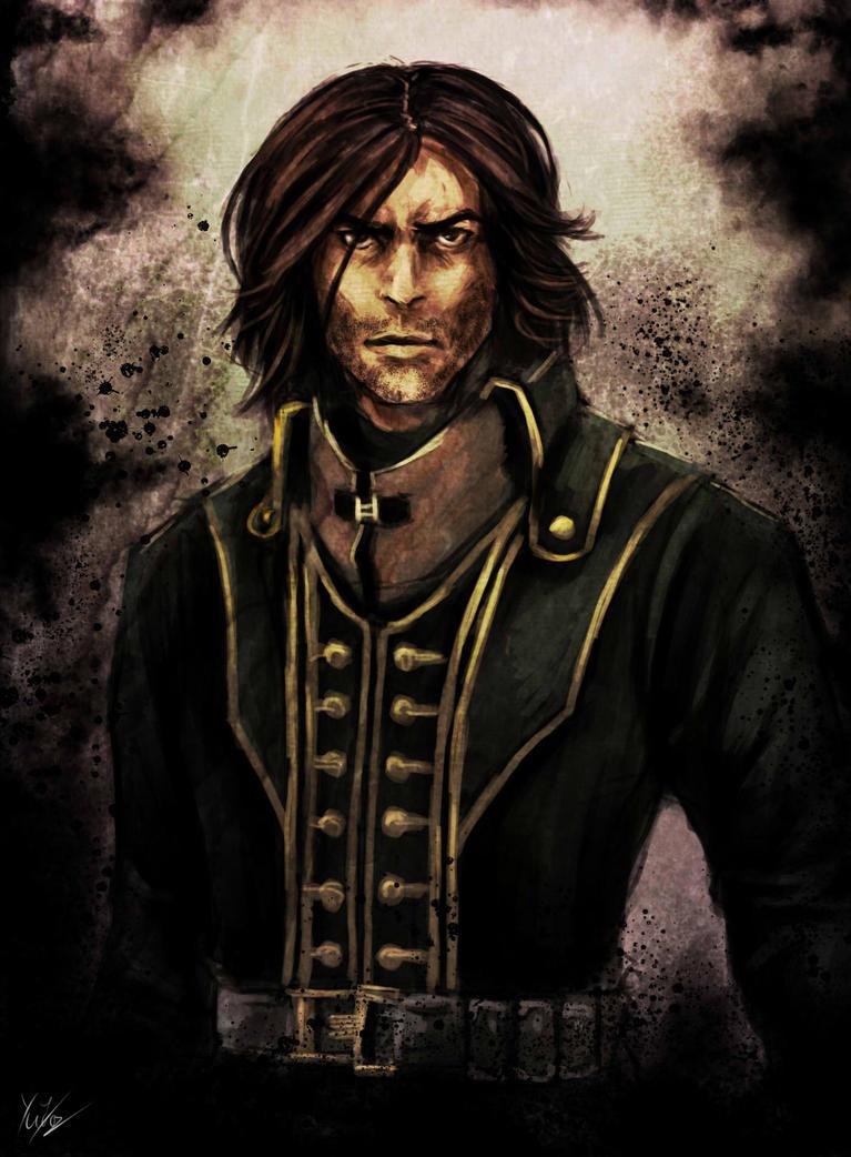 Dishonored - Corvo by Yuitaz