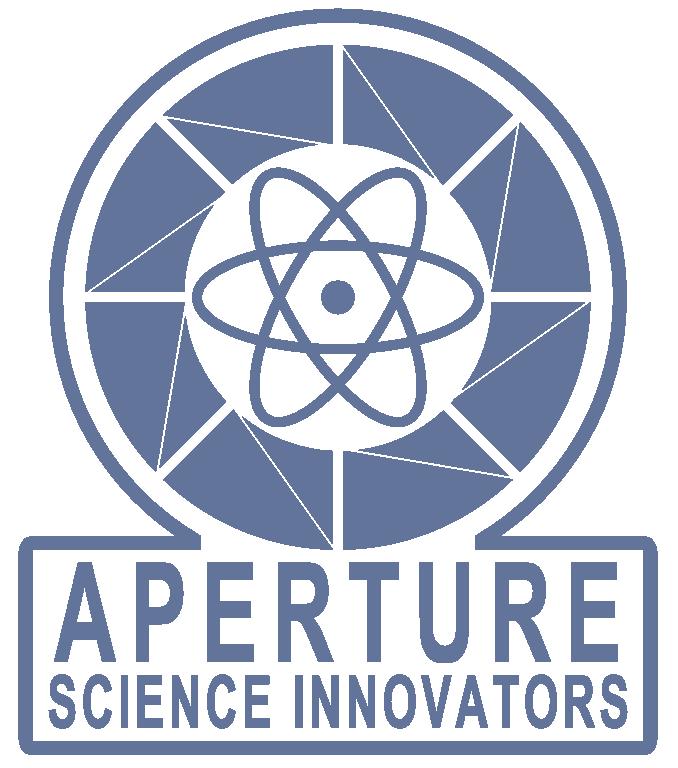 aperture science 1950's logomycroftporthos on deviantart