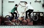 BMX friends