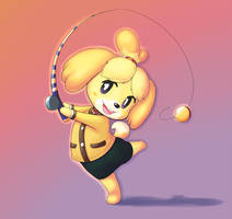 Isabelle by crabbin