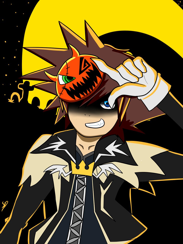 Halloween Town Sora 2017 by sega-boy09 on DeviantArt