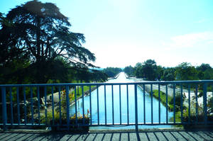 Pont-Canal du Midi by nicolapin