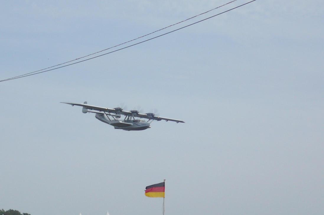 Dornier Do-24 ATT last passing by nicolapin