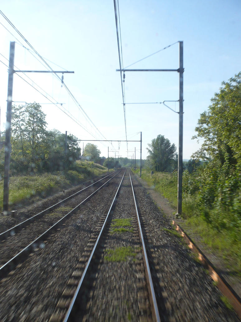 nostalgic railways by nicolapin