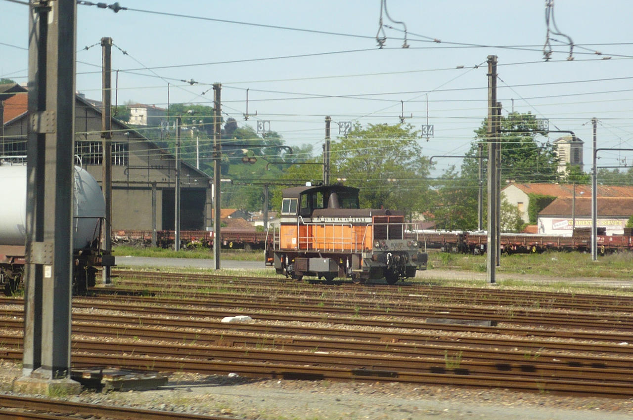 Diesel Engine alone by nicolapin