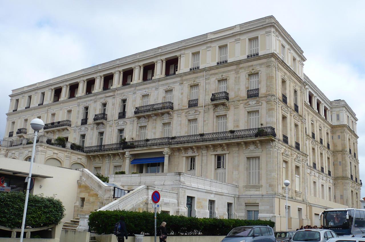 Grand Hotel of Arcachon by nicolapin