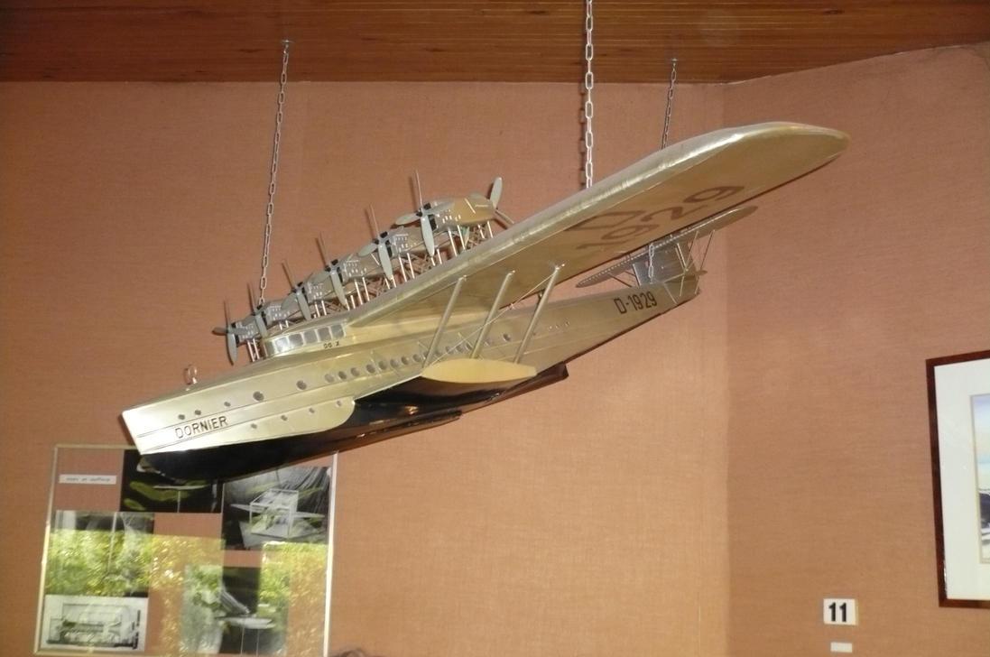 Dornier Do-X D-1929 by nicolapin